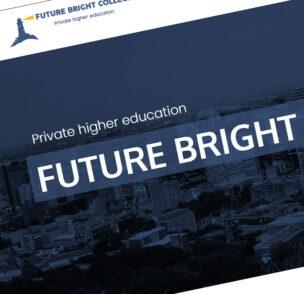 Création de site web Future Bright College